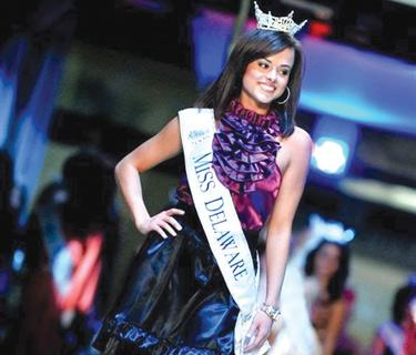 Miss Delaware hopes to become Ms  Dentist | News | newarkpostonline com