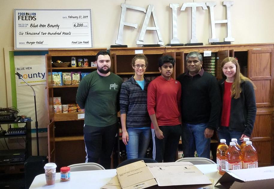 Diwali fundraiser nets bounty for Newark food pantry