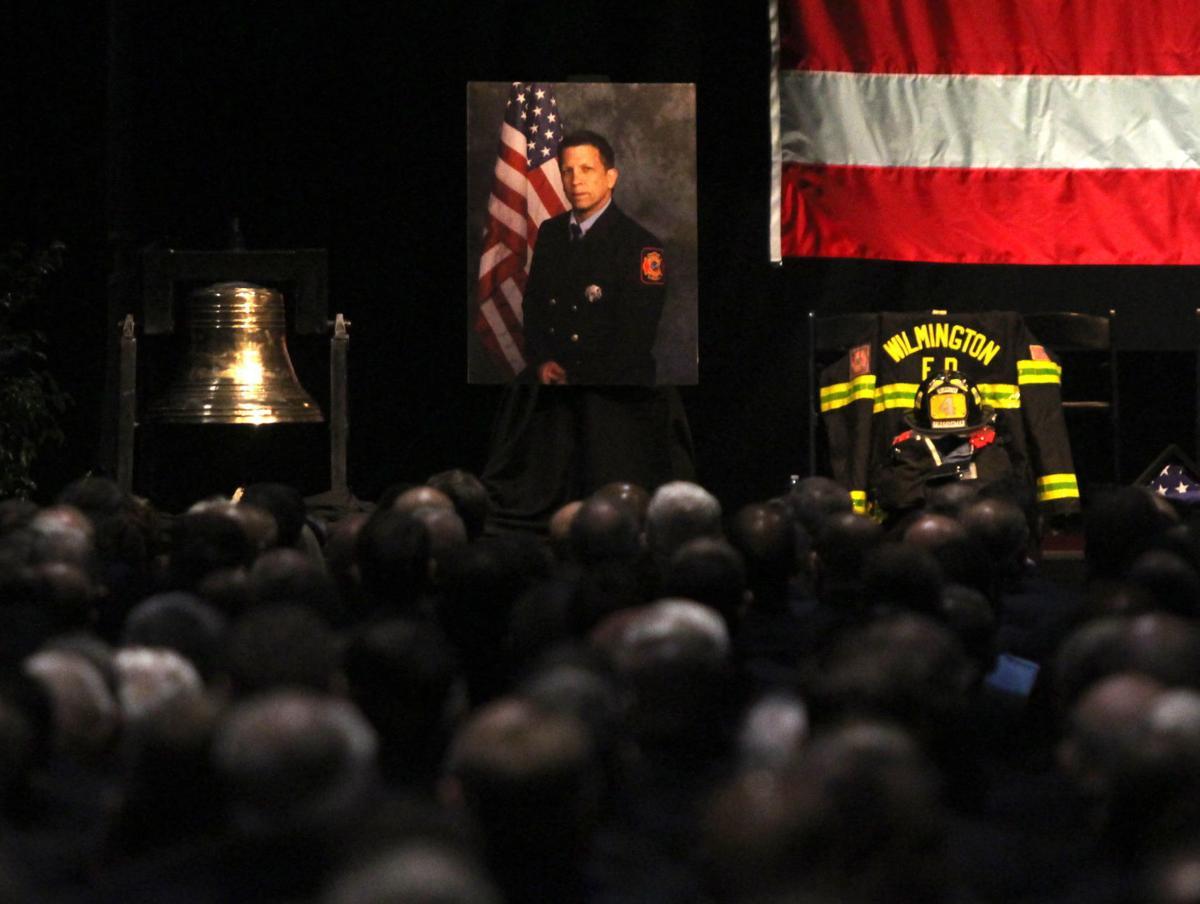Firefighter memorial