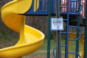 Newark closes playgrounds, basketball courts to reduce spread of coronavirus