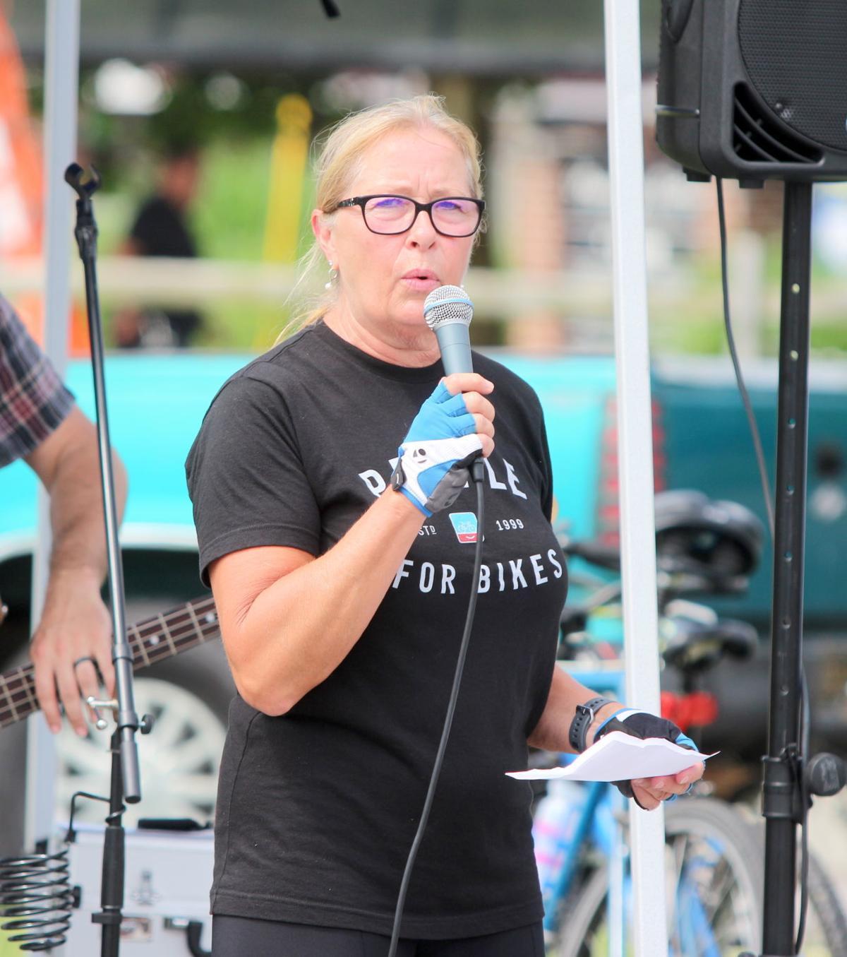 Mayor's Community Bike Ride Raises $14,000