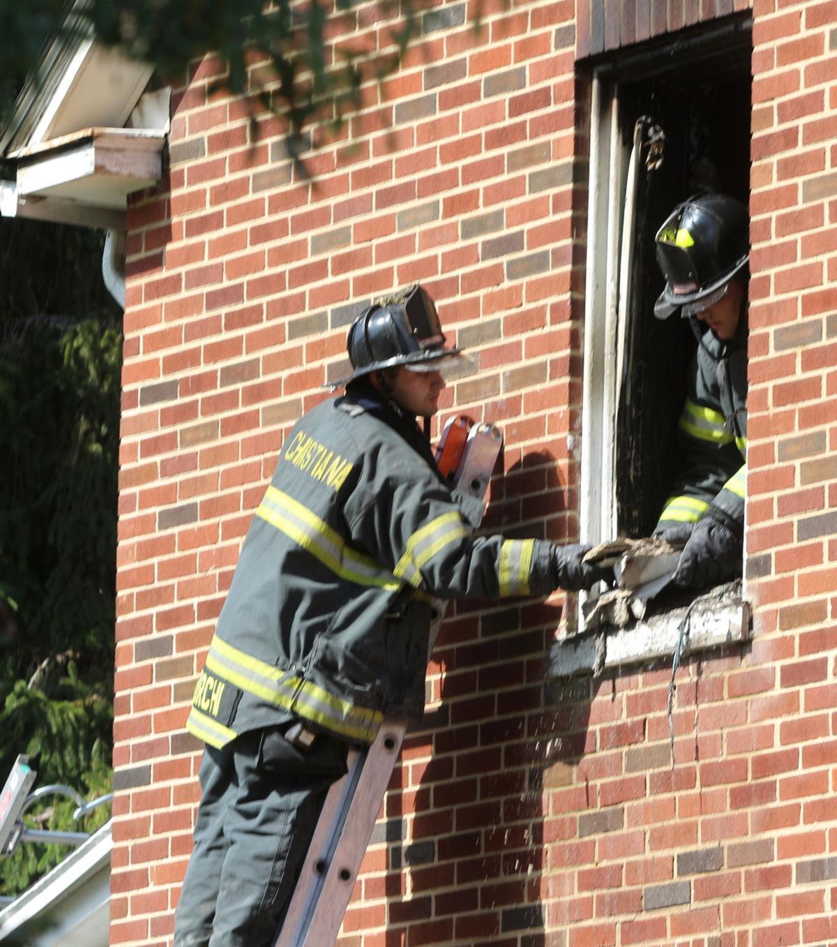 Fire Damages Student Rental Home On Wilbur Street