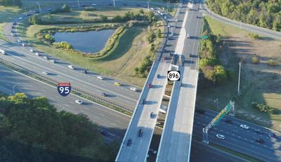 I-95 interchange
