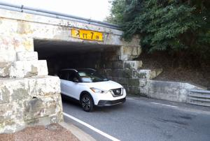 Casho Mill Road underpass to temporarily close overnight