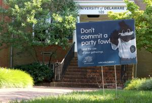 UD suspends women's lacrosse team for violating Newark's gathering restrictions