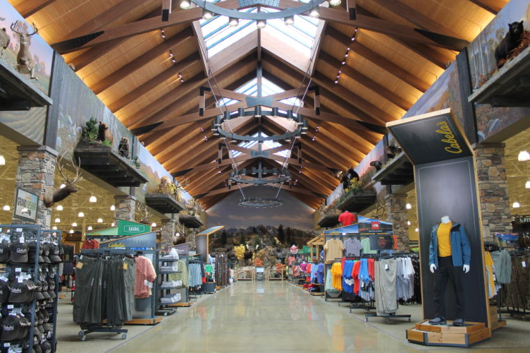 Cabela's opens in Christiana Mall