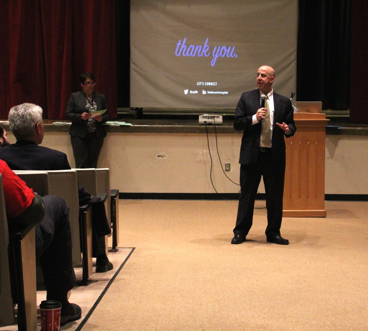 Christina Superintendent Finalists Talk District's Future