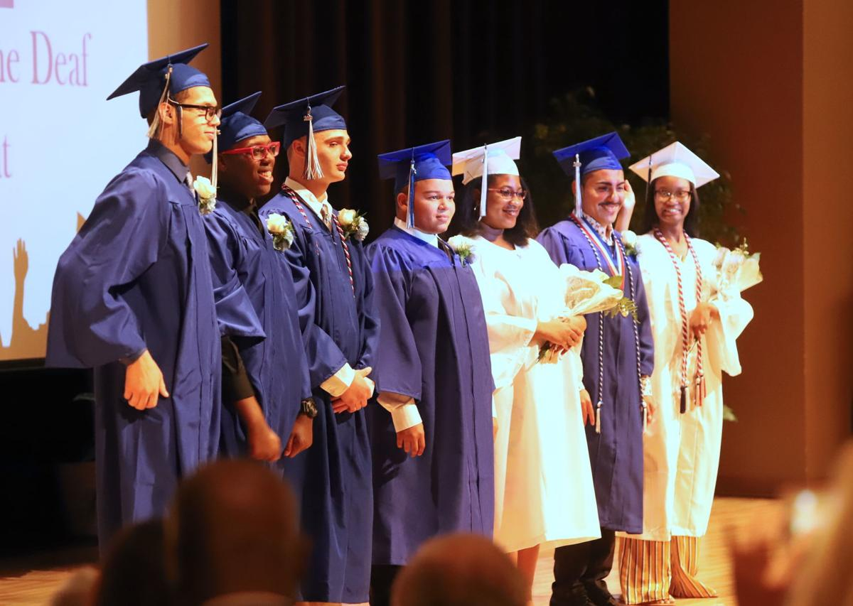 Delaware School for the Deaf graduates ready for the next chapter