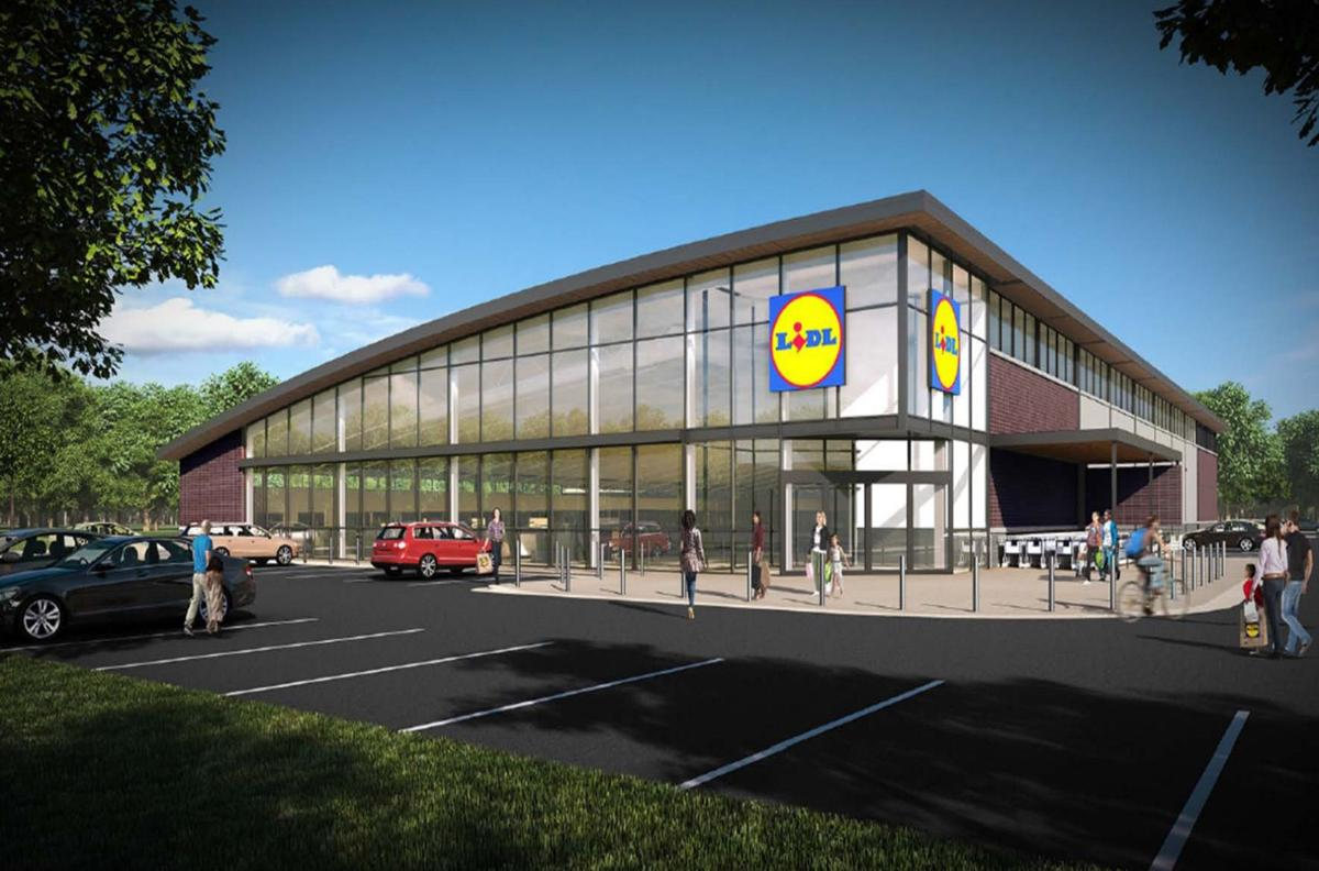 german grocery store chain lidl eyes vince s sports center. Black Bedroom Furniture Sets. Home Design Ideas