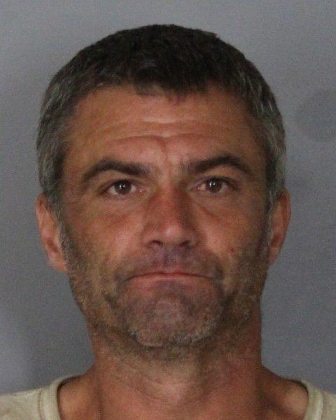 Homeless Man Threatened To Knock Utility Worker Off Ladder