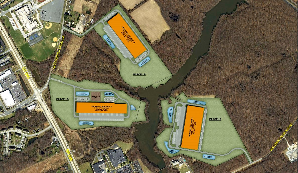 Warehouse proposal