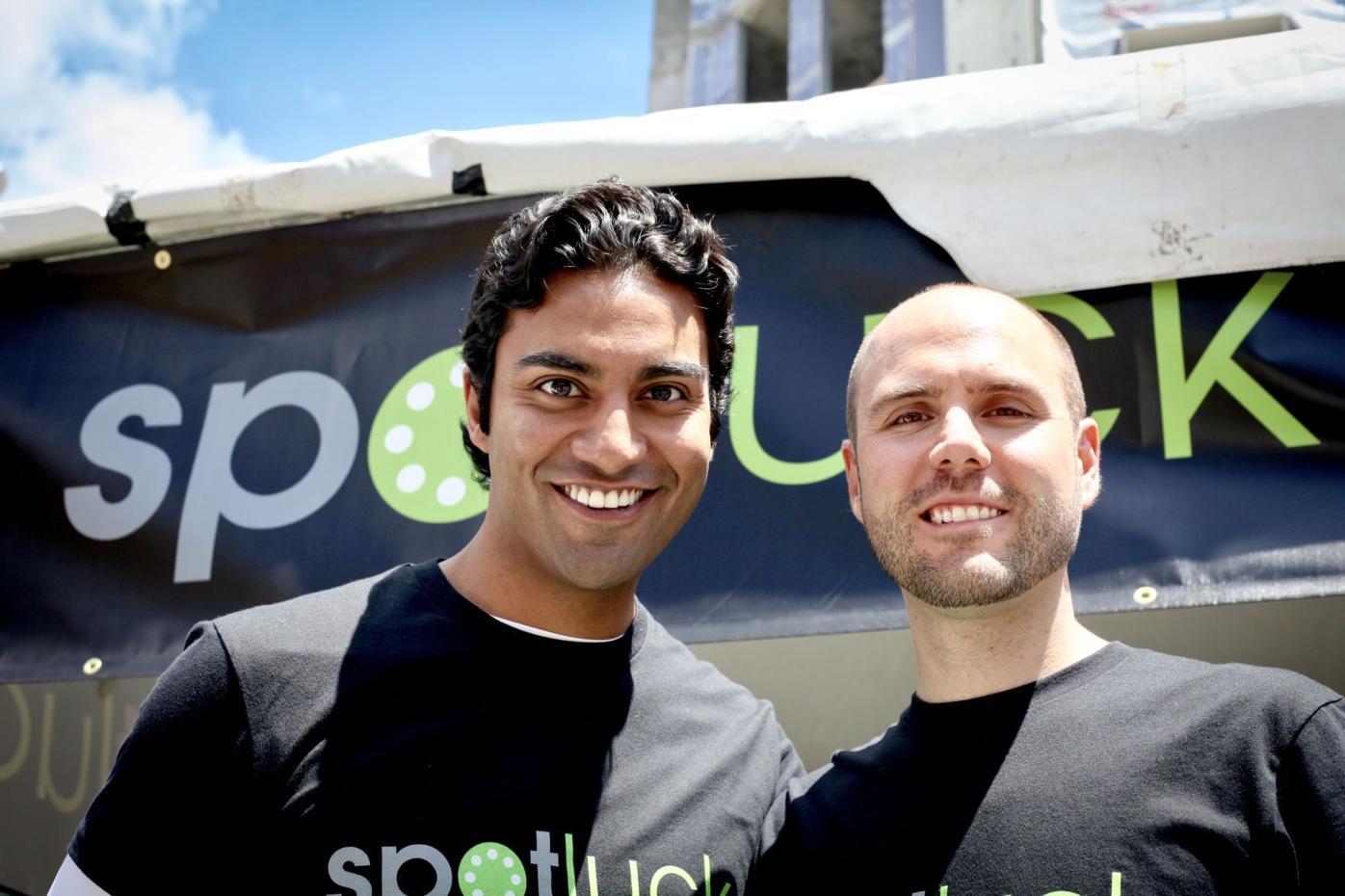 Spotluck launch