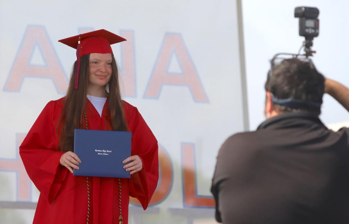 Christiana graduation