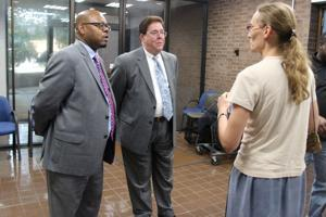 Newark city manager finalists make their case to residents