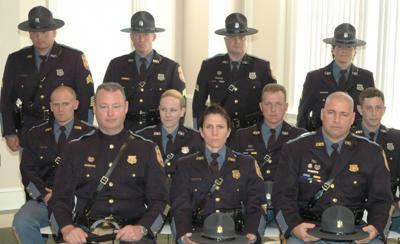 Delaware State Police employees rise to new ranks | Newark