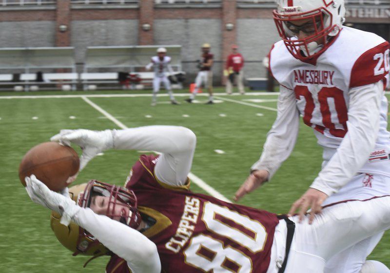 Newburyport rushing attack explodes late as Clippers race past Amesbury