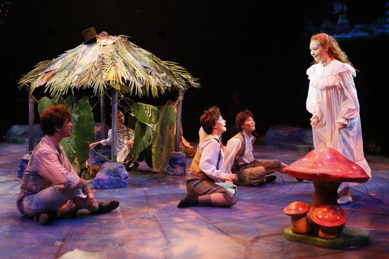 With a sprinkle of pixie dust, North Shore Music Theatre stages beloved musical