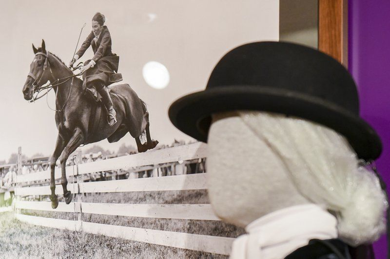 The horse in sport; Wenham Museum trots out new exhibit on local equestrian culture