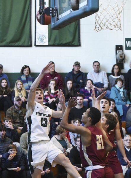 Eagle-Tribune Student-Athlete finalist: Silas Bucco, Pentucket