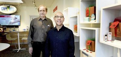CBD shop prepares to open in Newburyport