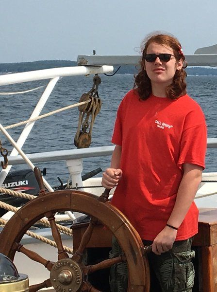 Smooth sailing this summer for Amesbury high school student