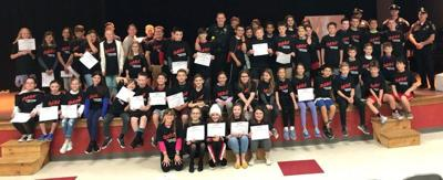 Bagnall students graduate from DARE