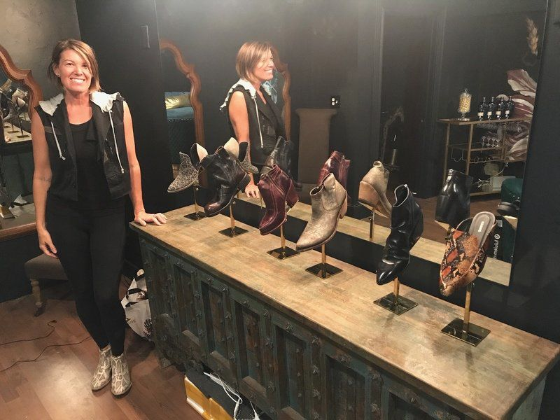Newburyport merchant opening 'shoe and style lounge'