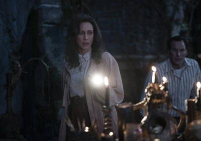 Movie review: Third chapter of 'The Conjuring' creaks