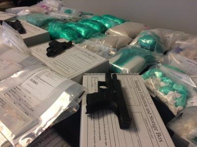 Authorities break up regional drug ring; 12 arrested