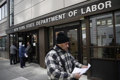 3.3 million seek US jobless aid