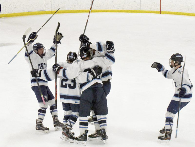 Like father, like son: 30 years later, Triton hockey dads thrilled by sons' own deep tournament run