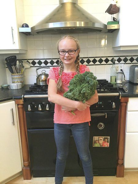 From farm to table — to TV: 'MasterChef Junior' contestant putting her local roots to the test on reality show