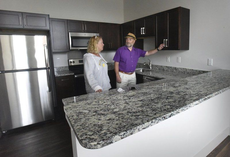 Tenants move into Salisbury affordable housing complex