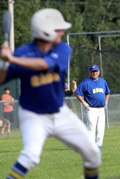 Love of the game: Longtime Rowley Rams manager Wood right where he belongs