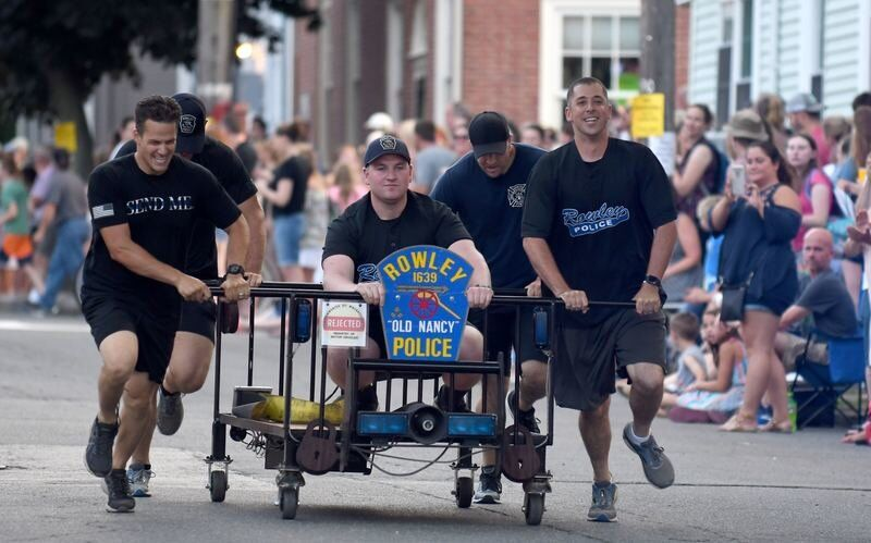 Lions need bed racers for Yankee Homecoming event