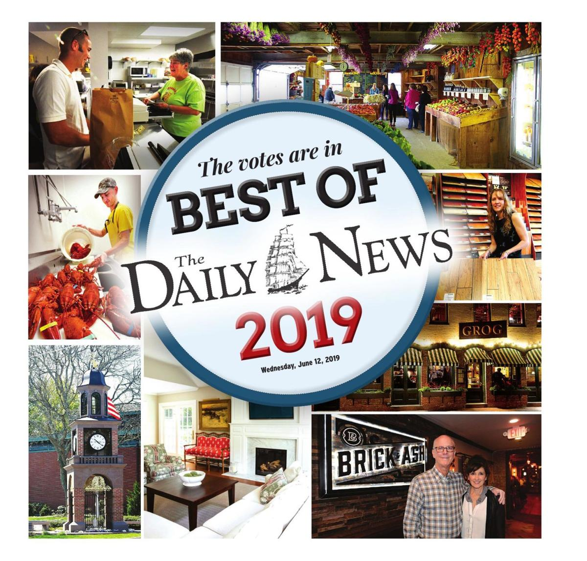 Best of The Daily News 2019