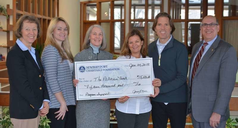 Foundation donates $15,000 to Pelican Intervention Fund