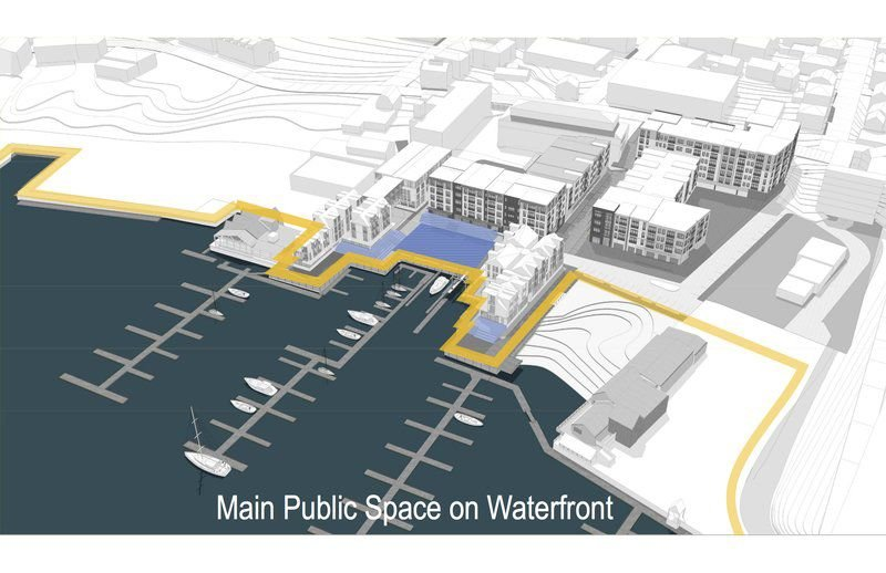 Developer presents updated Waterfront West plans   Local News ... on waterfront beach house, florida luxury home floor plans, oceanfront luxury house plans, awesome house designs floor plans, guest house designs floor plans, lodge designs floor plans, residential designs floor plans, residential home floor plans, luxury estate house floor plans, waterfront home ideas, waterfront cottage house plans, waterfront home plans narrow, antebellum plantation homes floor plans, 2000 square foot house floor plans, duplex designs floor plans,