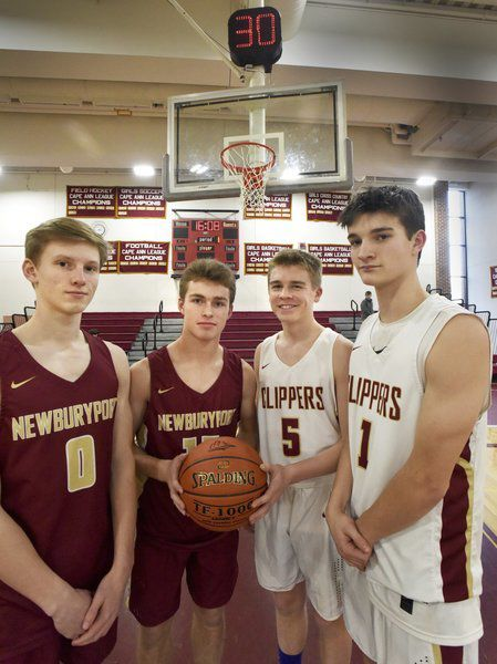 Strong sophomore class looks to keep Newburyport basketball in contention
