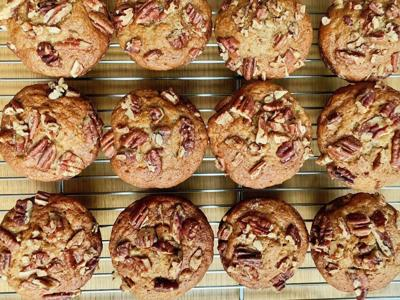 Go bananas for these appealingmuffins