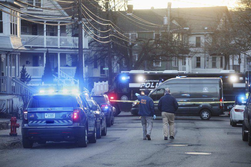 DPW worker shot dead in Lawrence