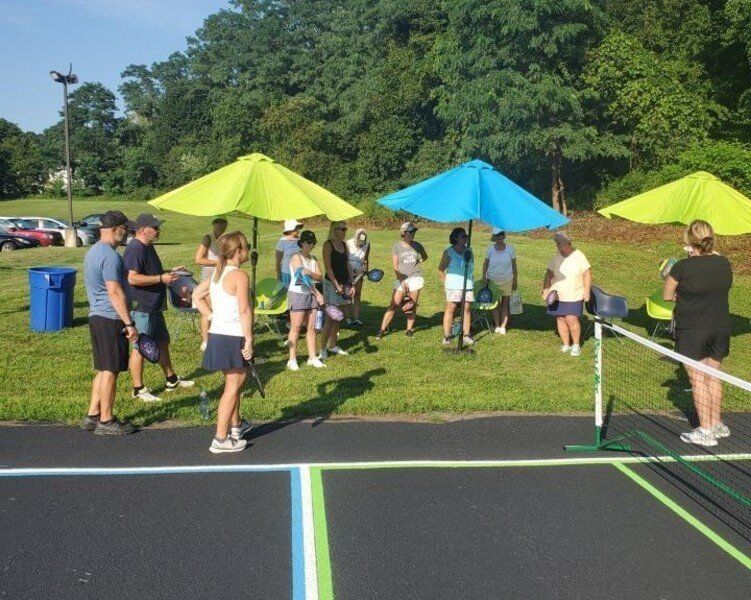 Let the Games Begin!: Newburyport Tennis Club opens up brand new pickleball courts