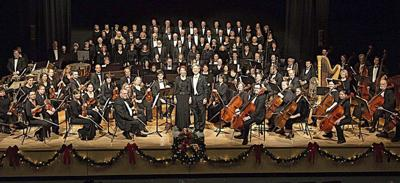 Ringing in the season with music: Cape Ann Symphony presents Holiday Pops Concert this weekend