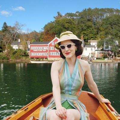 Boat shop plans 'Cocktails with Mrs. Maisel'