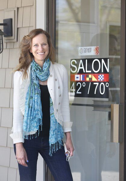 Salisbury salon owner rides out pandemic in style