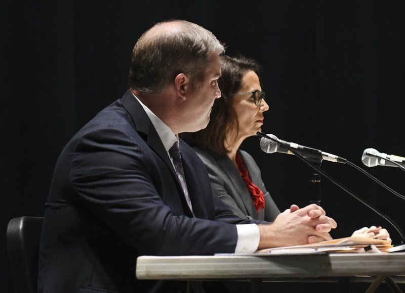 Kelcourse, Rocco-Runnion face off at forum