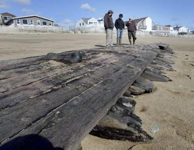 Shipwreck reveals precious few of its mysteries
