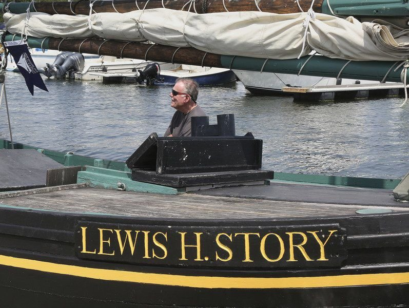 Maritime heritage on display: Vessels assemble in Salem for Antique & Classic Boat Festival