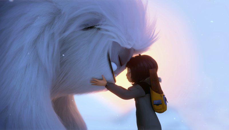 Movie review: A yeti prompts a China travelogue in 'Abominable'