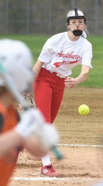 Softball: With back-to-back no-hitters, Amesbury's DeLong entering rarified air